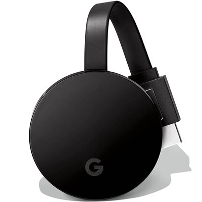 Nest Google Chromecast Ultra