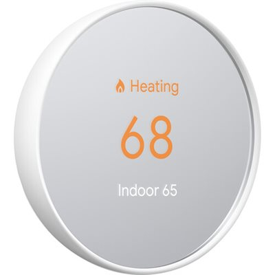 Nest Google Thermostat (Snow)