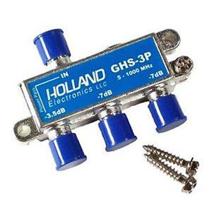Holland Electronics 3-Way 1GHz Splitter