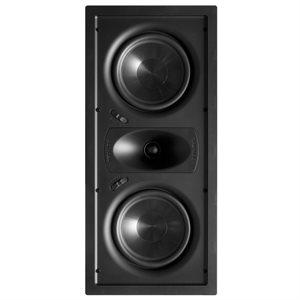 "TruAudio Ghost HT 6.5"" LCR Speaker Inj Poly Woof (blk, singl"