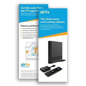 DISH 1H 2021 AirTV Player Insert, 25pk