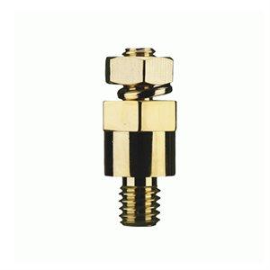 Install Bay GM Battery Side Post Adapter Brass, 10 pk