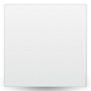 "TruAudio Phantom 4"" Square Replacement Grille (white, single"