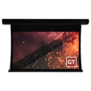 "Severtson 100"" 16:9 Tension Deluxe Motorized Rear Projection"