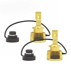 Lucas Lighting Complete conversion kit D2
