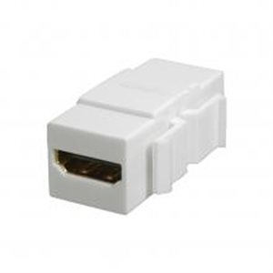 Quest Keystone HDMI F / F Coupler (white)