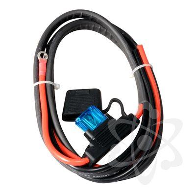ARC Audio 8 ga PNP Style Power Harness Upgrade Kit