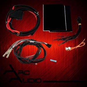 Arc Audio Harley Davidson Audio Harness Kit