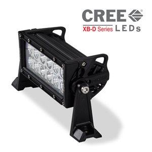 """Heise 8"""" Dual Row LED Lightbar"""
