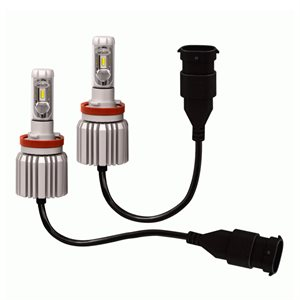 Heise H16 Replacement LED Headlight Kit (pair)