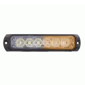 "Heise 4.9"" Marker Lights, 6 LED"