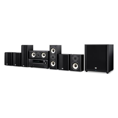 Onkyo 7.1 THX Certified Integrated Network Home Theater Pkg
