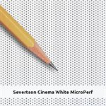 "Severtson 112"" 16:9 Impression Series MicroPerf(Cinema White)"