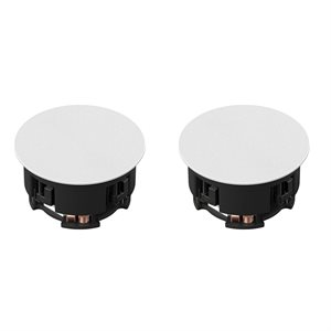 "Sonos 6.5"" In-Ceiling speakers by Sonance (pair)"