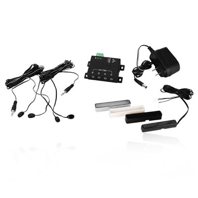 ZUUM Professional IR Kit with Talk Back Broadband Receiver