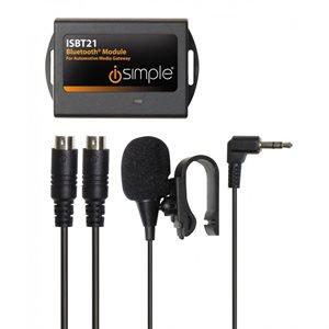 iSimple iPhone Bluetooth Add-On Module