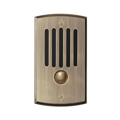 Russound Door Station (antique brass)