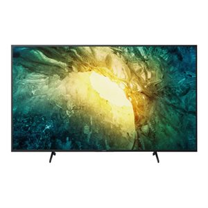 "Sony 55"" 4K Smart Android Ultra HDTV with HDR"