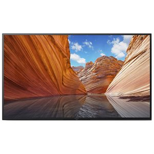 "Sony 65"" Ultra HD Smart Google TV w /  direct LED & HDR"