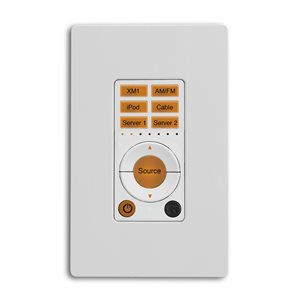 Russound Keypad for CAA66 (white / almond)
