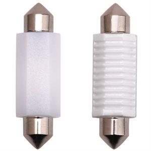 Lucas Lighting 39mm Festoon Canbus Bulb (White)