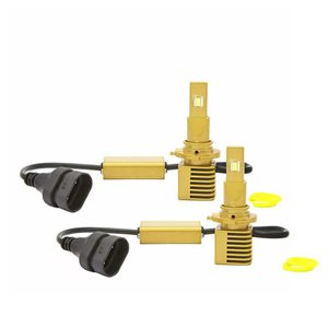 Lucas Lighting Also replaces 9011, 9012, 9040, 9055, 9140, 9145, 9150, 9155