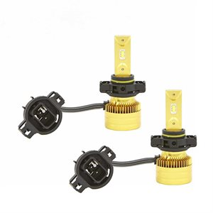 Lucas Lighting Also replaces 2504, 5201, 7201, 7202, 9009, H16, P24, P24W,