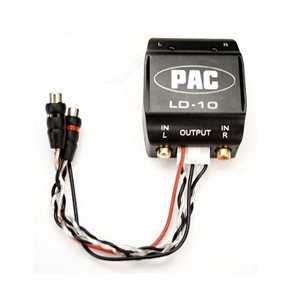 PAC Adjustable Line Driver