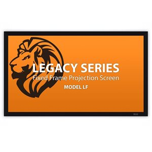 """Severtson 112"""" 16:9 Legacy Series Fixed Screen (Bright White, AT)"""