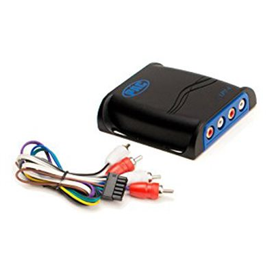 PAC LOC PRO 4 Ch Line Output Converter w / Remote Turn-On
