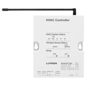 Lutron HVAC Sensor and See Temp