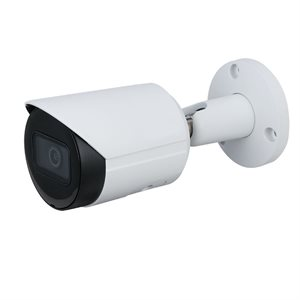 Zuum 4MP WDR Starlight IP Mini-Bullet Camera 2.8mm Wide View Lens(white)