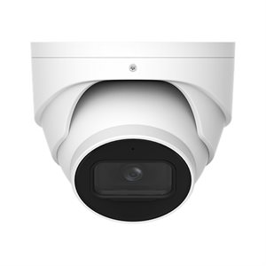 Zuum 4MP WDR Starlight IP Eyeball Camera 2.8mm Wide View Lens(white)