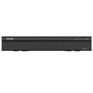 Zuum 32CH Rack Mount Compact 1.5U 16PoE 4K, H.265+ Network Video Recorder (16TB)