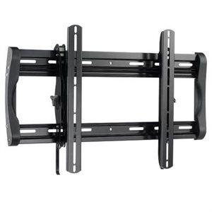 "Sanus 37""–90"" Flat-Panel TV Tilting Wall Mount (black)"