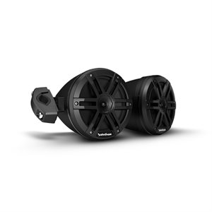 """Rockford Marine 6.5"""" Element Ready Moto-Can Speakers"""