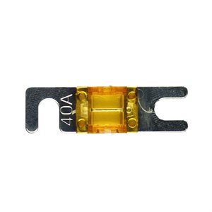 Install Bay 40 Amps ANL Mini Fuses (2 pk)