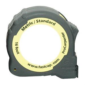 Mobile Solutions 16' Metric / Standard Measuring Tape