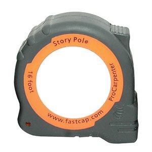 Mobile Solutions 16' Pro Carpenter Tape (orange)