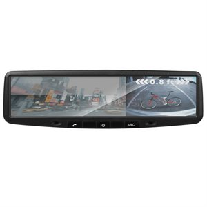 """Rydeen 4.3"""" Rear View Mirror with Mi-Link System & Bluetooth"""