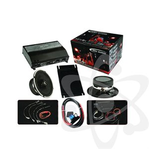 ARC Audio 2014+ Road Glide Amp and Speaker Kit