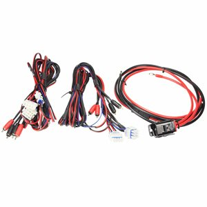 Metra 4 Channel Motorcycle Amp Kit