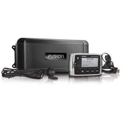 Fusion Marine Black Box with Wired Remote / AM / FM / Sirius