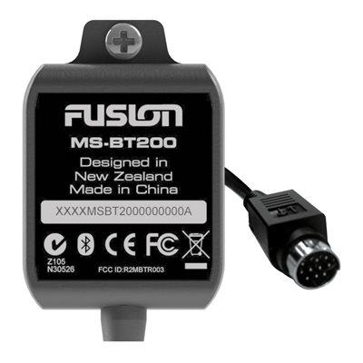 Fusion Marine Bluetooth Module with Data Display