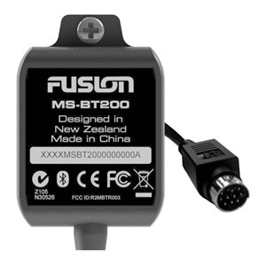 Fusion Marine Bluetooth Module with Data Display