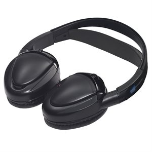 Movies2Go 2 Channel IR Wireless Headphones
