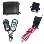 Excalibur Keyless Entry and Alarm