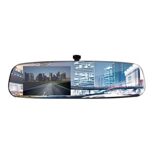"Rydeen 4.3"" Frameless Mirror Monitor"