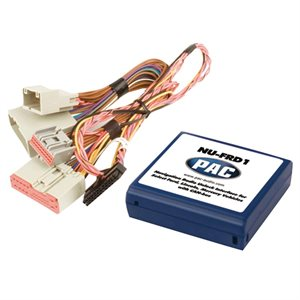 PAC Ford / Lincoln / Mercury Navigation Unlock Interface