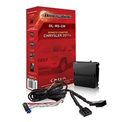 Excalibur 2011-14 Chrysler Omegalink RS Module and T-Harness